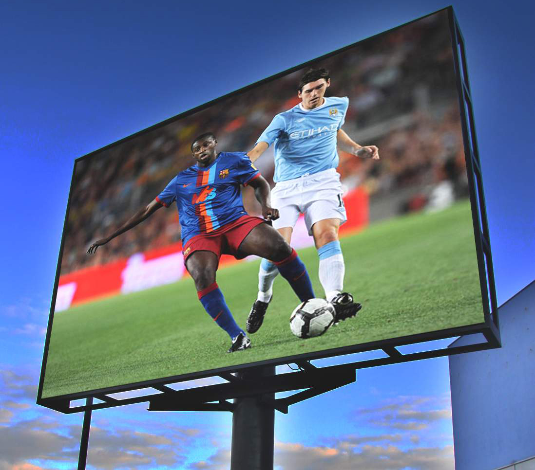 LED Digital Display Advertising and Marketing