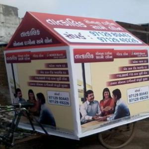 Tricycle Advertisement, Tricycle Campaign Advertising, Tricycle Marketing